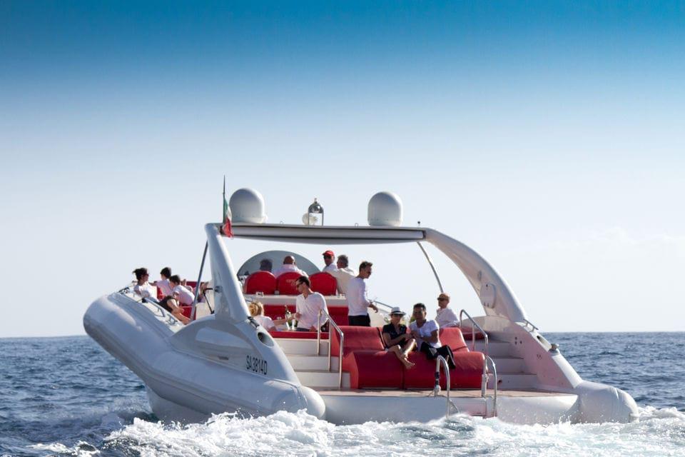 Opera 60 rib boat whale watching