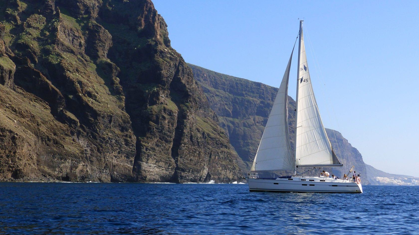 Third Element, whale and dolphin watching in Los Gigantes